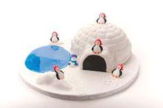 1000 Images About Penquin Cakes On Pinterest Penguin