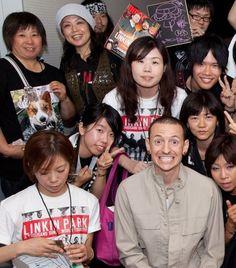 Chester Bennington Linkin Park***love you chester