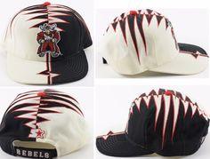 Vintage Starter UNLV Rebels Shockwave Right Hat Wool Blend Velcro Snapback Cap | Sports Mem, Cards & Fan Shop, Fan Apparel & Souvenirs, College-NCAA | eBay!
