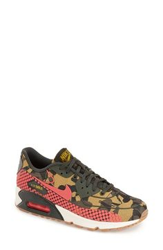Nike+'Air+Max+90+Jacquard'+Sneaker+(Women)+available+at+#Nordstrom