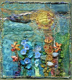 Moon Garden by molly jean hobbit, via Flickr