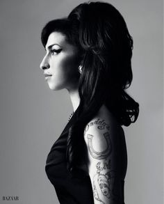 Amy Winehouse. So young, such a tragedy.#Repin By:Pinterest++ for iPad#