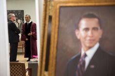 Obama Tells Morehouse Graduates They Come from a Long Line of Strong Black Men