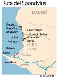 Recomendaciones en la Ruta del Spondylus | Viajemos | La Revista | EL UNIVERSO Ecuador
