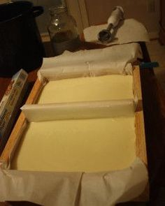Soap Making 101  Making Cold Process Soap