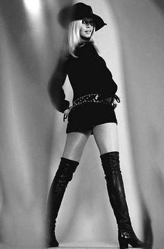 Brigitte Bardot Paris 1968   Flickr - Photo Sharing!