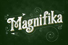 Magnifika by AF Studio on @creativemarket
