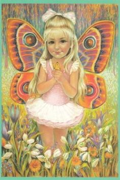 Little fairy from Ukraine