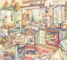 Kim Jacobs Bread Baking Artist has many pieces on pinterest