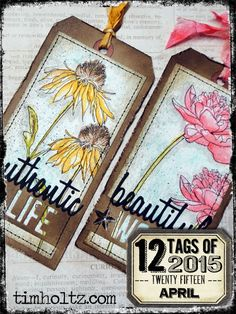 12 Tags of 2015 - April | www.timholtz.com