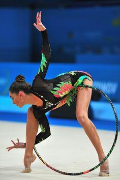 World Championship, Kiev 2013 #rhythmic_gymnastics / Hoop apparatus