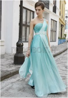 robes de soirée, robes de cérémonie, robes de bal, robes de mariage, robes de cocktail, robes demoiselle d'honneur, robes longues en vert, fille, femme, mode  http://74-220-213-195.bluehost.com/par-couleur/140-tiffany-line-a-bleu-une-epaule-satin-robes-de-soiree-robes-de-ceremonie-robes-de-cocktail-concour-de-beaute-les-invites-au-mariage-chic-.html#