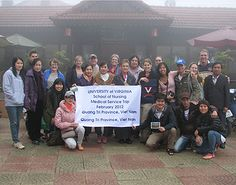 Check out the UVA Nursing Mission to Quang Tri Vietnam - Thanks to the nurses for helping out and bringing light to the needs of Vietnam's underserved!!!