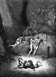 Canto XXIV - inferno