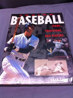 Baseball Collectors Coffee Table Books Lot of 4 Mint Condition SEALED Lot 1 | eBay