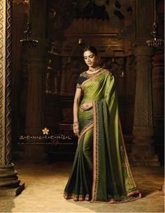 Buy indian designer sarees online for all occasions. Grab this attractive fancy fabric classic designer saree Raw Silk Saree, Soft Silk Sarees, Indian Designer Sarees, Designer Sarees Online, Indian Sarees, Trendy Sarees, Stylish Sarees, Lehenga Choli, Anarkali