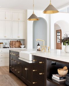 """Studio McGee on Instagram: """"We design and incorporate custom cabinetry in our projects wherever possible. There are so many decisions that go into designing custom…"""""""