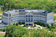 Perfect for the whole family, The Nemacolin Woodlands Resort in Farmington, PA near Pittsburgh