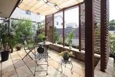 リフォーム・リノベーション会社:株式会社ハイブリッドホーム「川崎市K邸:リゾート気分満喫!ガーデンテラス」