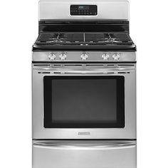 "Kitchen Aid 30"" Freestanding Gas w/ Convect"