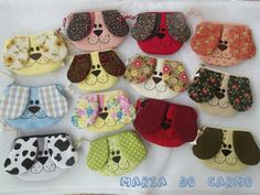 coin purse/animals