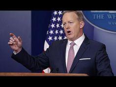 03-08-2017  WATCH: Donald Trump Press Secretary Sean Spicer Press Conference Sean Spicer Press Briefing - YouTube