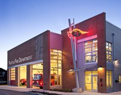 Seattle Fire Station No. 35 | Shared by LION