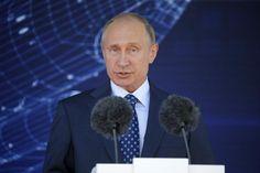 Putin plans air stri