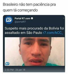 Brasil não é pra iniciantes