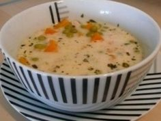 Chicken ragout soup with Tarragon My Recipes, Real Food Recipes, Diet Recipes, Proof Of The Pudding, Good Food, Yummy Food, Hungarian Recipes, Food Inspiration, Diet