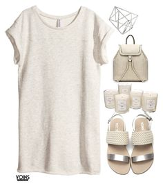 """""""#Yoins"""" by credentovideos ❤ liked on Polyvore featuring Tocca, Topshop, H&M, yoins, yoinscollection and loveyoins"""