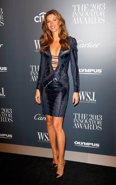 Gisele Bundchen and her Versace Dress Vigor, strength, connection, vibrance, energy, body enhancement