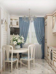 If You Read Nothing Else Today, Read This Report On Shabby Chic Dining Room 52 Small Space Interior Design, Interior Desing, Home Design, Interior Design Living Room, Living Room Decor, Cozinha Shabby Chic, Shabby Chic Dining Room, Home Decor Kitchen, Apartment Design