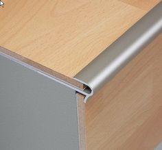 Stair Nosing Step Nosings For Laminate U0026 Wood Flooring   National Stair  Nosings U0026 Floor Edgings