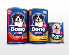 Bono | package design | Martin Lewandowski