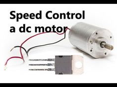 Speed Control All Dc Motor (Et Discover) Motor Dc, Motor Speed, Tesla Technology, Smart Home Technology, Electronic Circuit Projects, Electrical Projects, Simple Electronics, Electronics Projects, Electronics Components