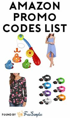 Amazon Promo Codes List: Hyaluronic Acid Serum, Fishing Toy Game, Slimming Shapewear & More – April 9th 2018