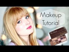 Makeup Tutorial with the Too Faced Chocolate Bar Palette