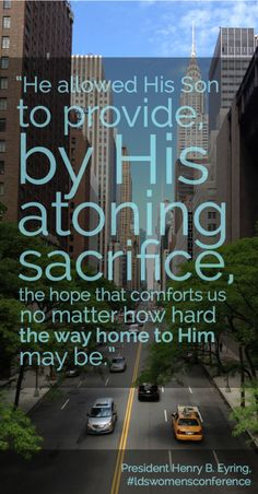 Uplifting quotes from the April 2015 Women's Meeting of LDS General Conference