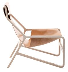 Toro Lounge Chair for Bri's house. I'm already getting super jealous of her house.