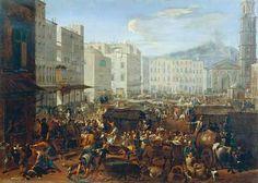 Michelangelo Cerquozzi - La rivolta di Masaniello