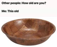 The 16 in Woven Wood Salad Bowl from Winco is available from Tundra Restaurant Supply, as well as, other Basket Dinnerware. Ol Days, My Childhood Memories, Salad Bowls, My Memory, The Good Old Days, Retro, Old School, Teak, The Past