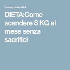 DIETA:Come scendere 8 KG al mese senza sacrifici, DIET: How to get 8 KG a month without sacrifices, Health And Wellness, Health Fitness, Lemon Health Benefits, Healthy Choices, Healthy Life, 1000 Calories, Easy Detox, Simple Detox, Jillian Michaels