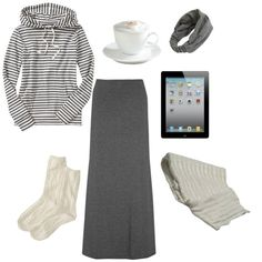 """Lazy Saturday"" by farmwife on Polyvore"