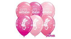 Minnie egér szülinapi lufi, Nicol Party Kellék Bolt Birthday, Party, Birthdays, Receptions, Parties, Birth Day