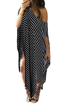 Off-shoulder Beach Cover-Up