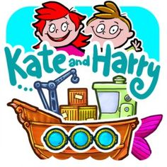 My personal fave of them all! Build a Ship with Kate and Harry: