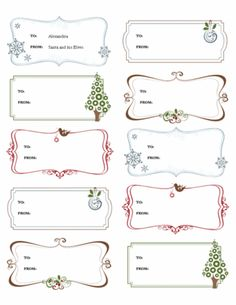Wedding Gift Tag Templates For Word : 1000+ images about Word Projects on Pinterest Microsoft word, Images ...