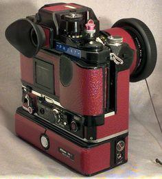 Nikon F2 back