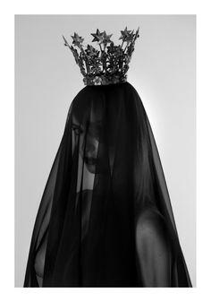 The Dark Side by Zoe-Lacchei. on deviantART - Dark Dark Romance, La Madone, Dark Queen, Dark Photography, Black Veil, Dark Beauty, Looks Cool, Mode Inspiration, Dark Fantasy